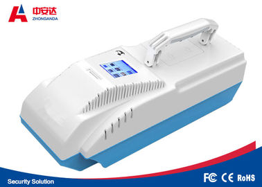 China HD300 luchthavenhand - gehouden Explosievendetector, Bomdetector met Touch screen fabriek