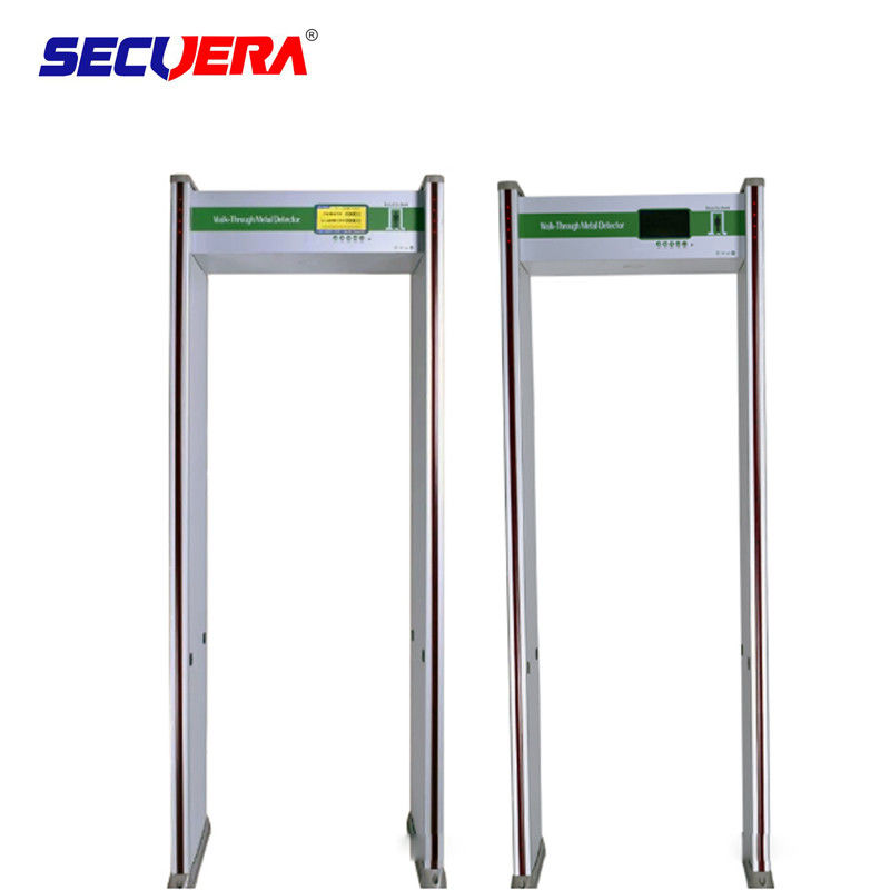 Walk through Metal Detector Security Gate use for airport security metal detector Door