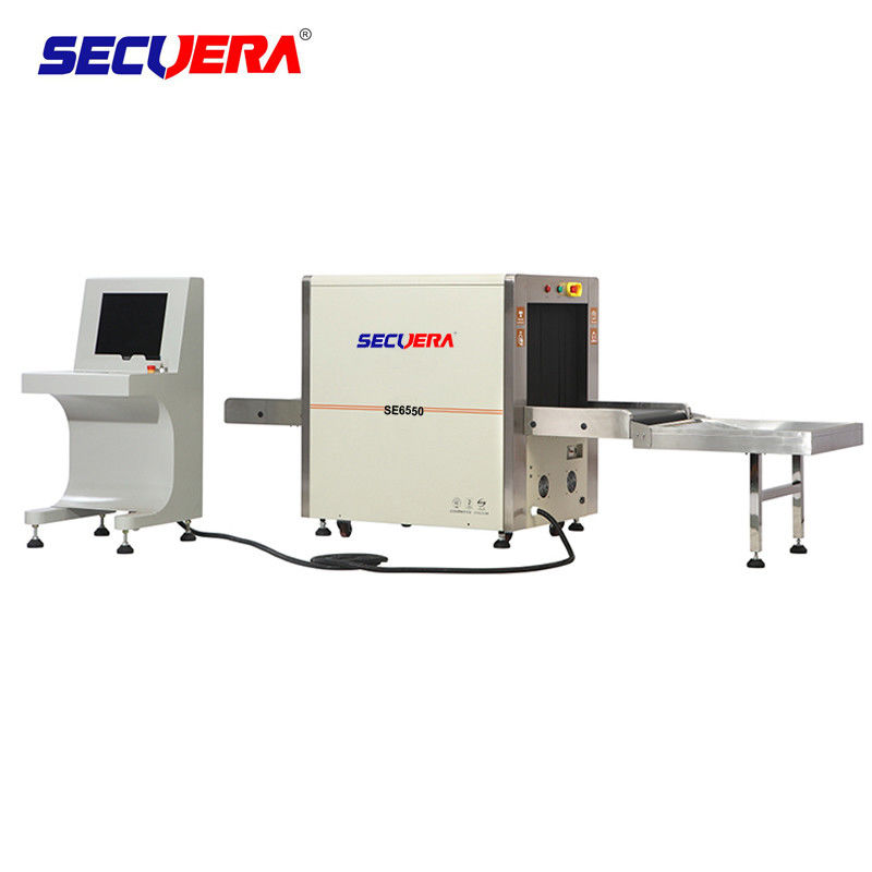 X ray Baggage Scanner SE6550 for Government office use security scanner x ray machine for baggage airport luggage scanne